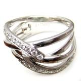 Diamond/White Gold Rings B8RI-069