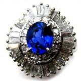 Blue Sapphire Rings B8RI-003