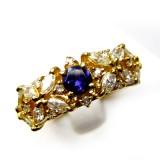 Blue Amethyst Rings B8RI-012