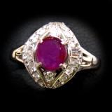 Ruby Rings B8RI-026