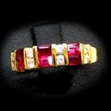 Ruby Rings B8RI-027