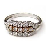 Diamond/White Gold Rings